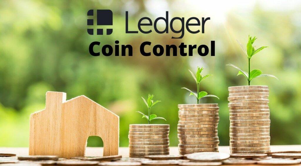 ledger coin control