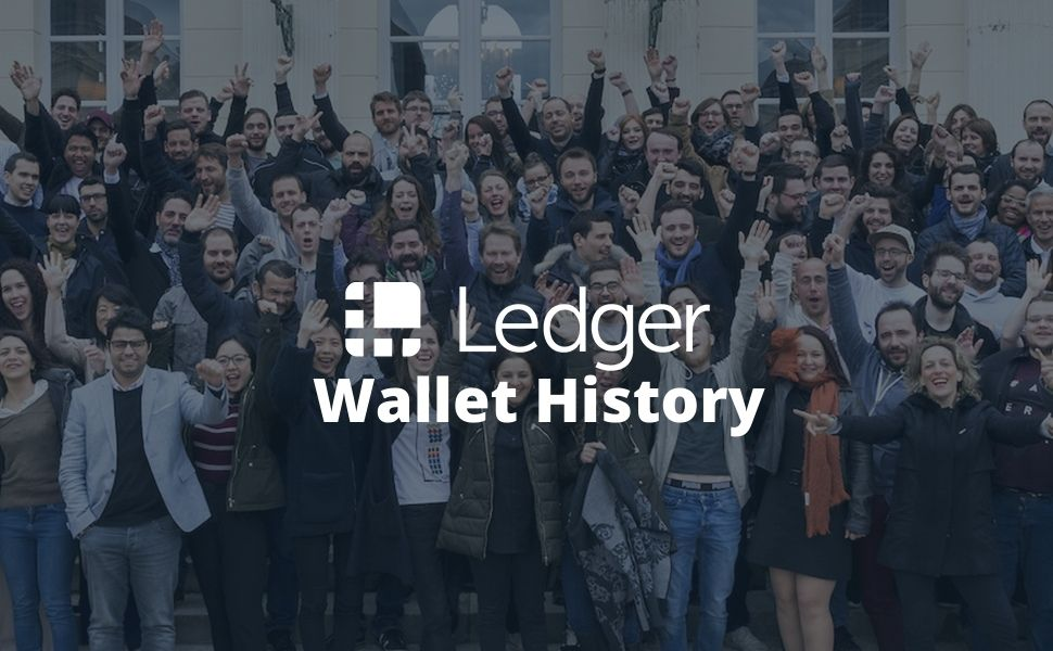 ledger wallet history