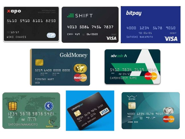 Best Crypto (Bitcoin) Debit Cards Available In Australia