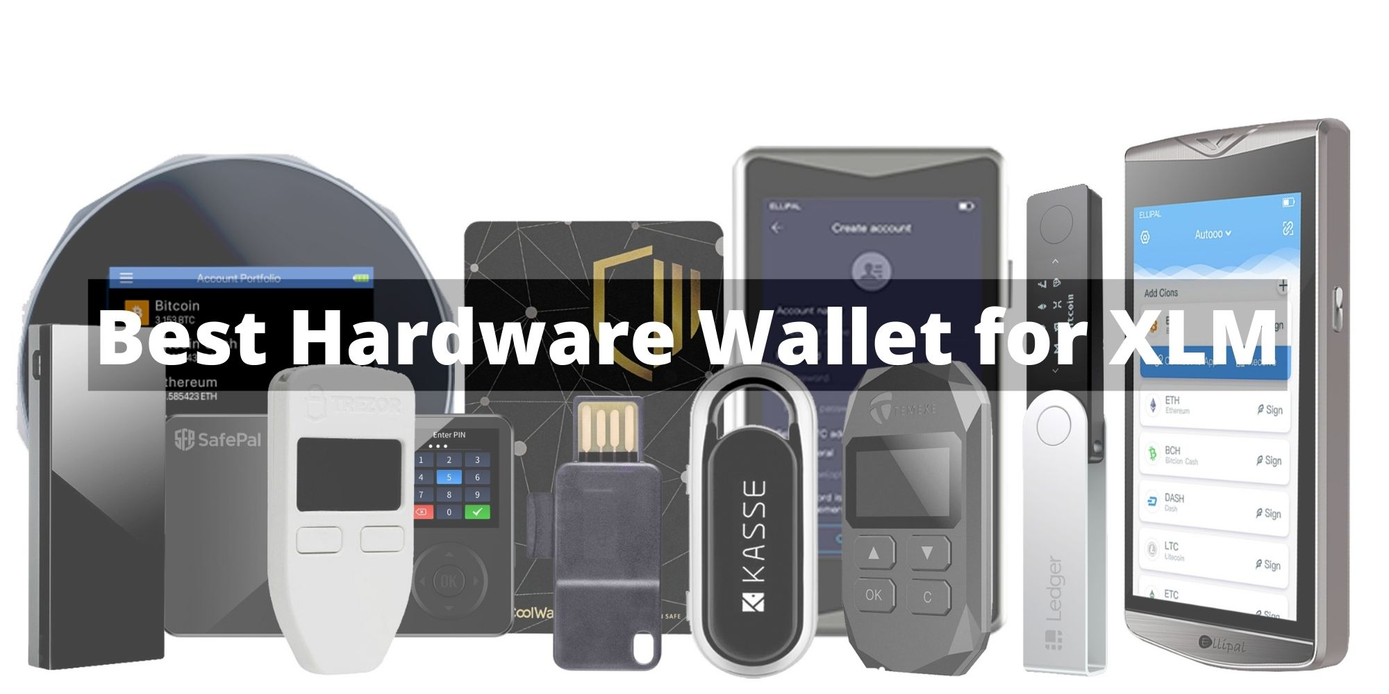 best hardware wallet for XLM