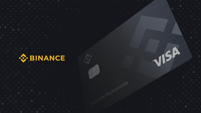 Binance Visa Card
