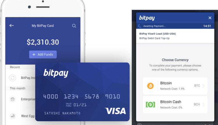 Bitpay Debit Card