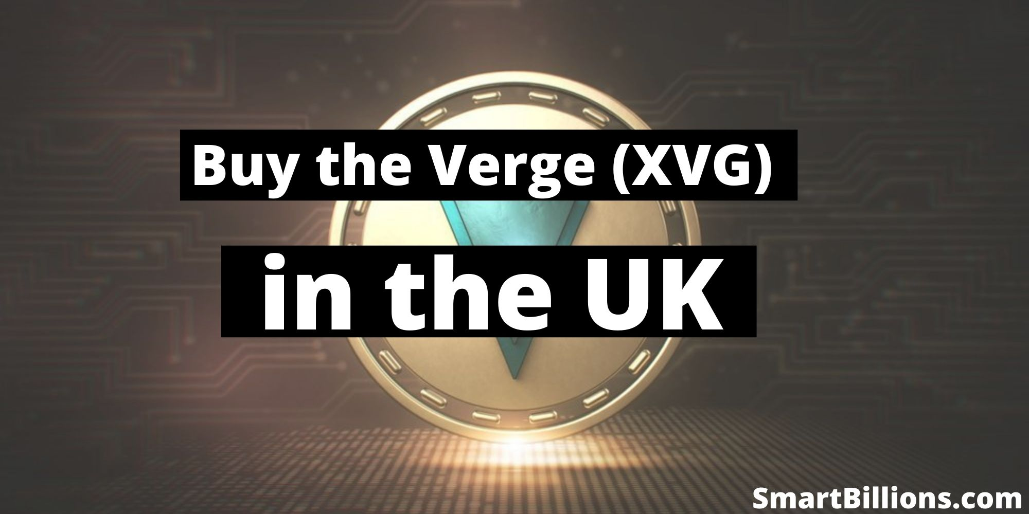 verge xvg cryptocurrency in the UK