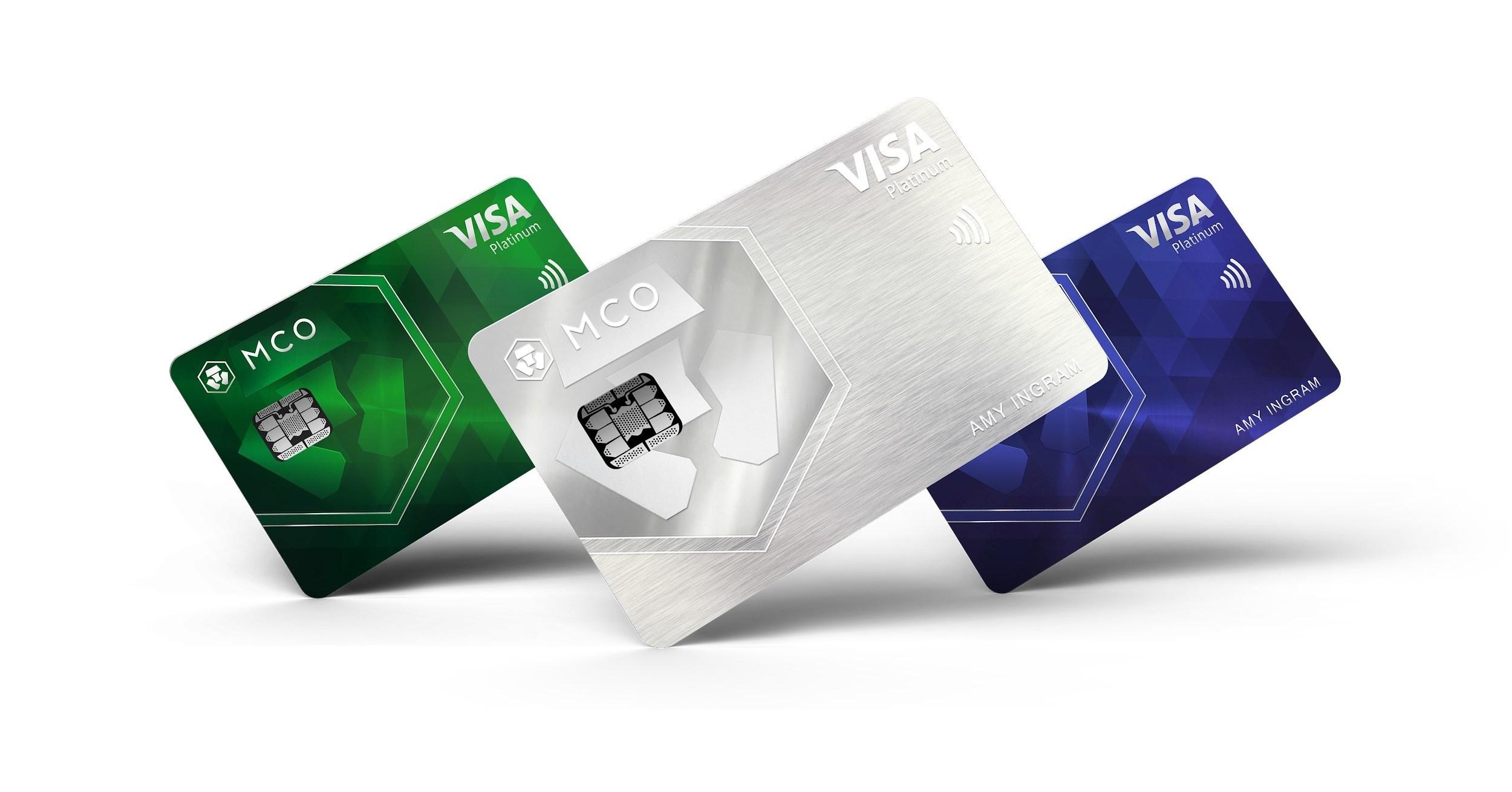 Crypto (MCO VISA Card)