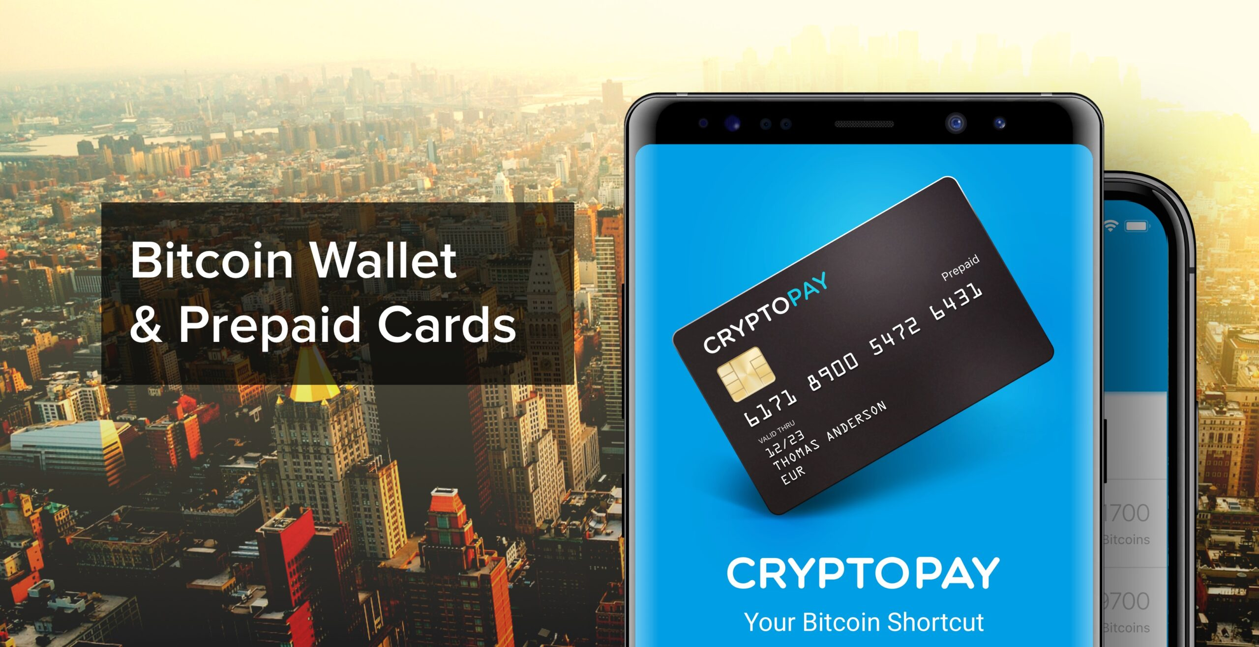 Cryptopay Visa Card