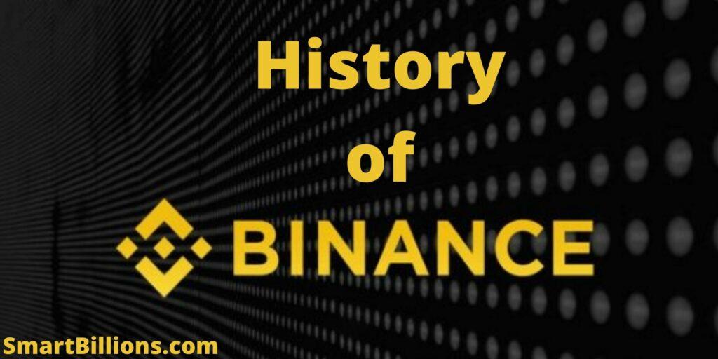 binance's history