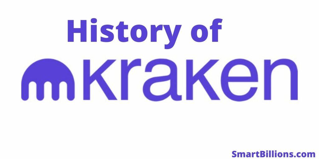 kraken's history