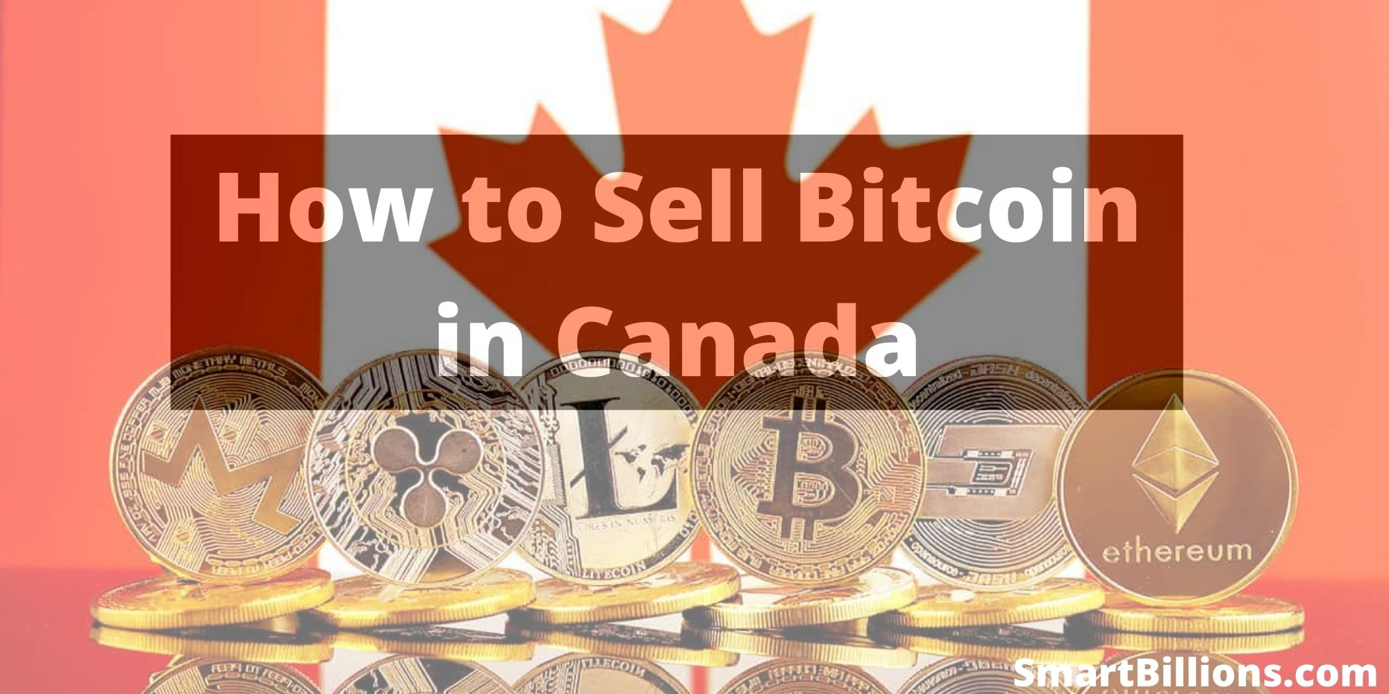 how to sell bitcoin in canada