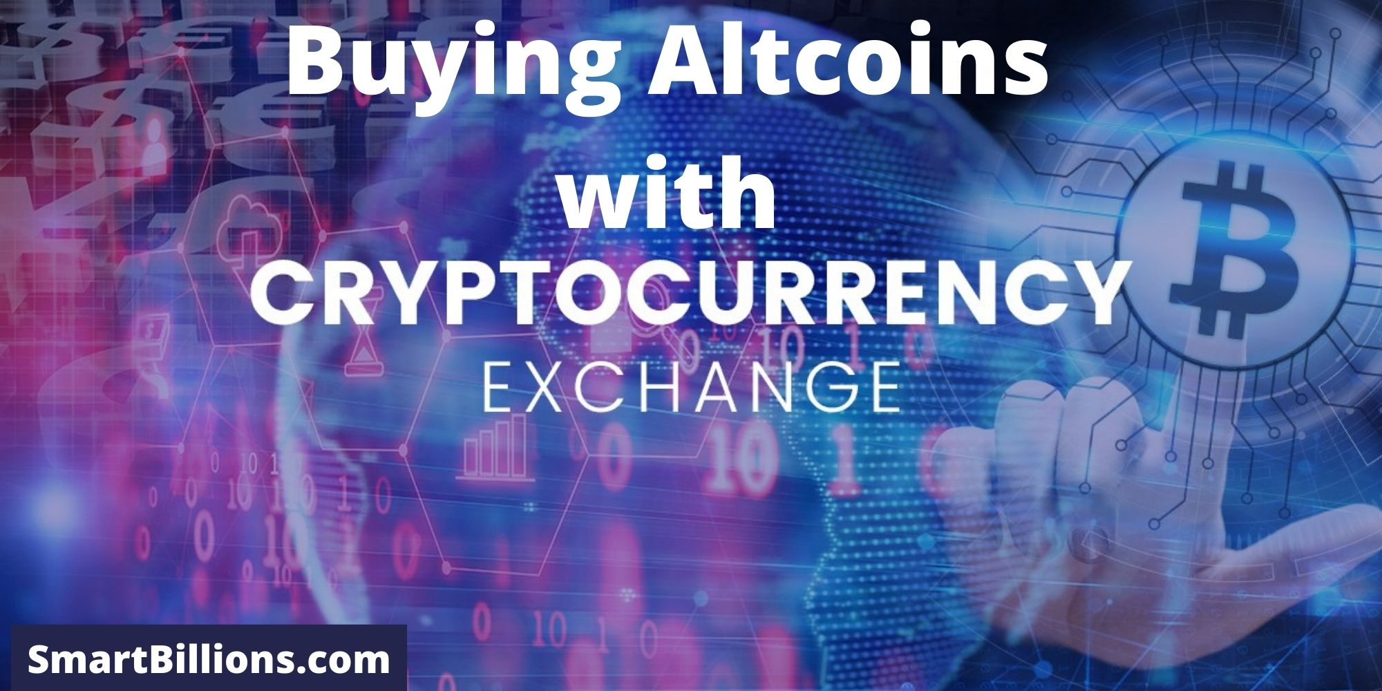 buying altcoins with cryptocurrency exchanges