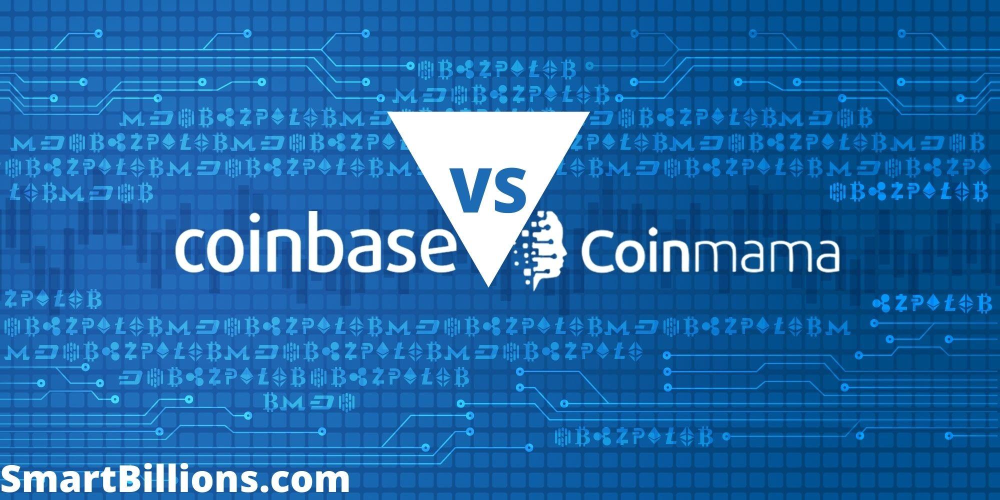 coinbase vs coinmama