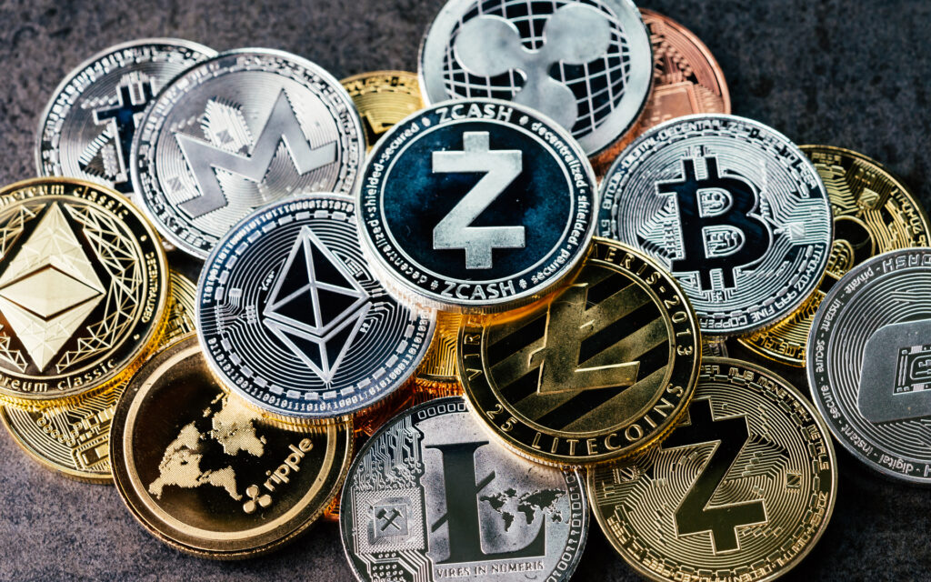 cryptocurrencies supported