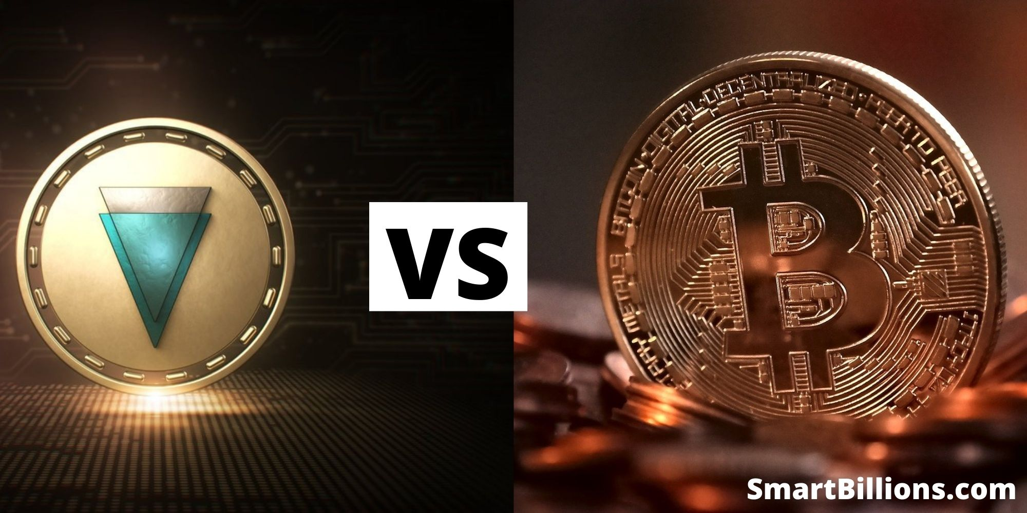 difference between the verge & Bitcoin