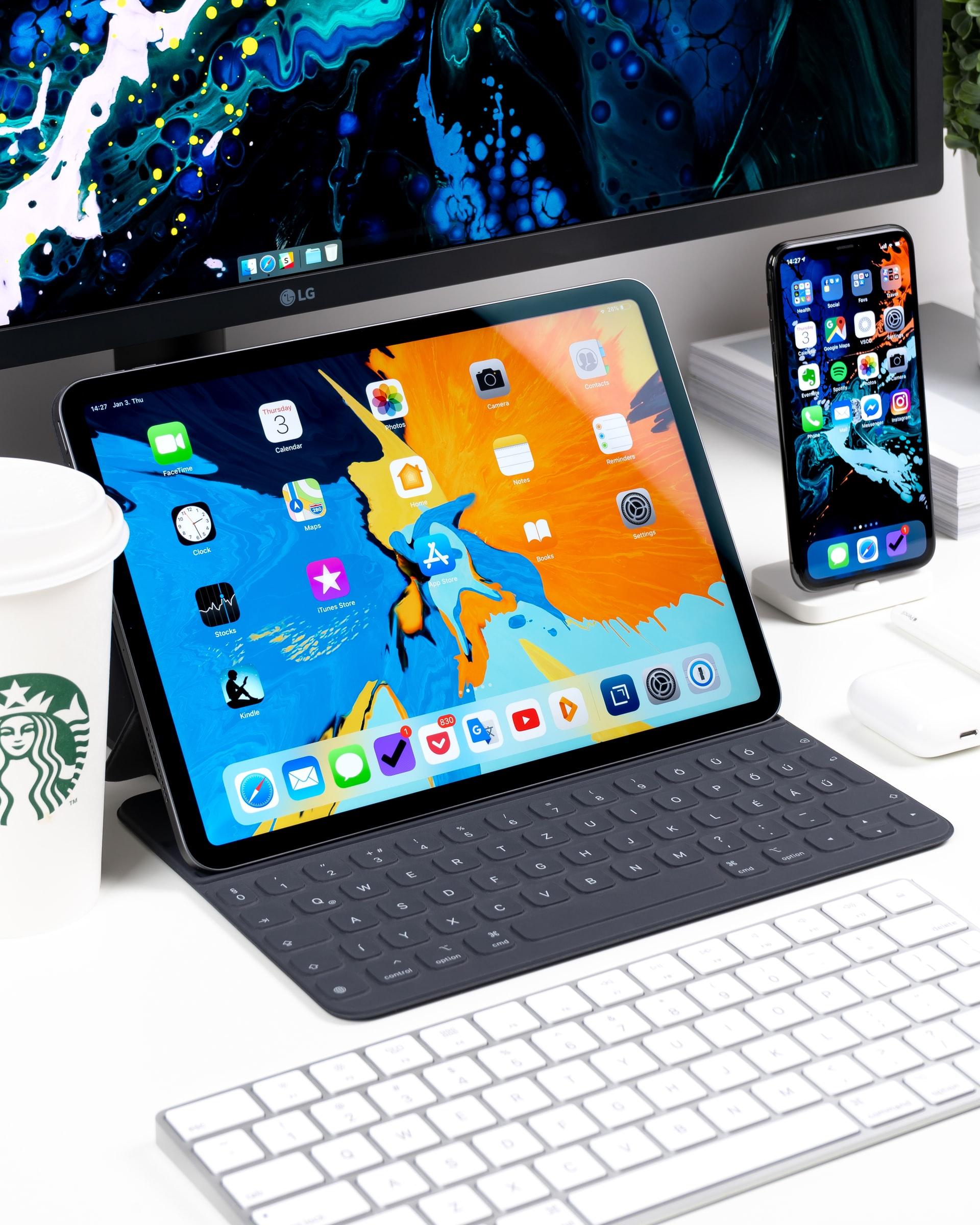 hotbit mobile/desktop app
