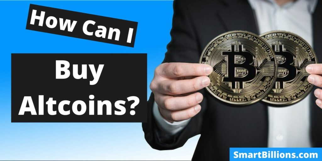 how can I buy altcoins