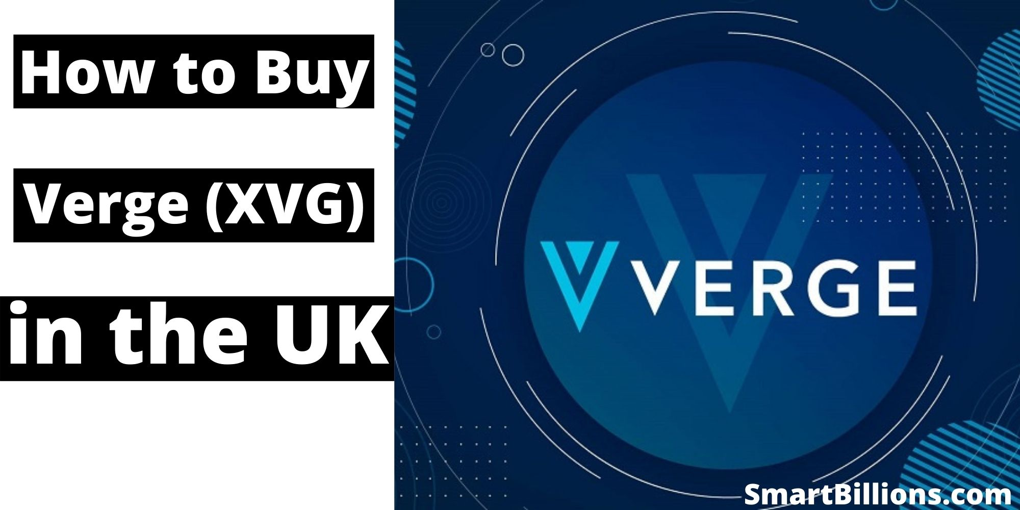 how to buy verge in the UK
