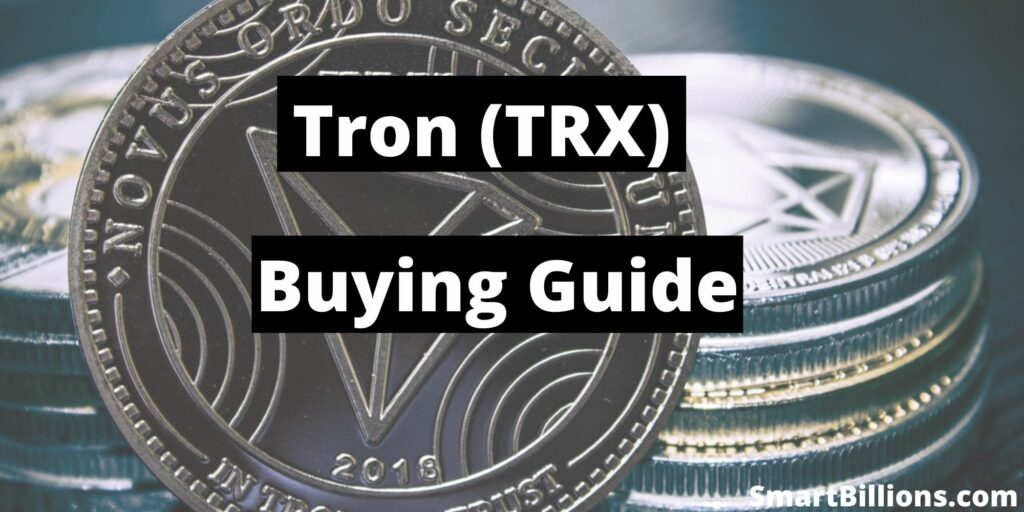 step-by-step guide for buying tron