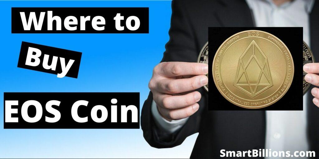 where to buy eos coin