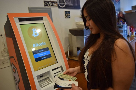 Bitcoin ATM machines
