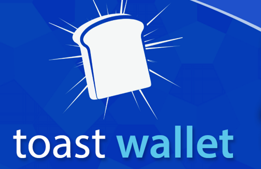Toast wallet for XRP