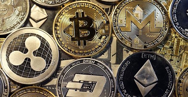 different alt coins