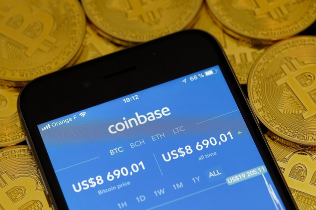 coinbase mobile app