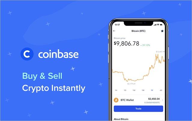 Coinbase Mobile