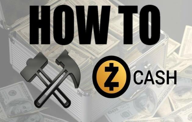 How to Mine Zcash