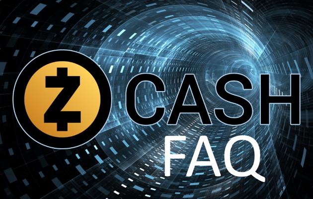 Zcash FAQ